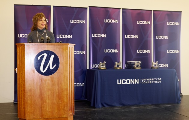 UConn Spirit Awards 2015