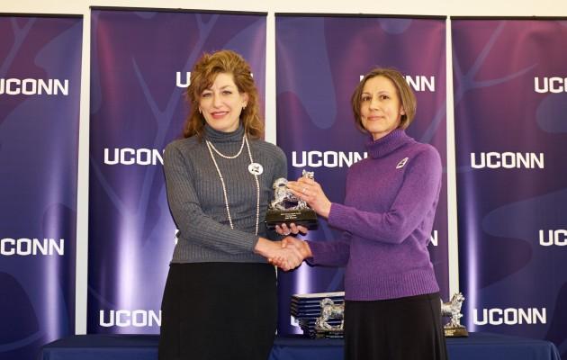 Unsung Hero Award - Inda Watrous